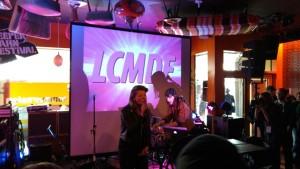 LCMDF beim Finnland-Showcase auf dem Reeperbahnfestival 2015.
